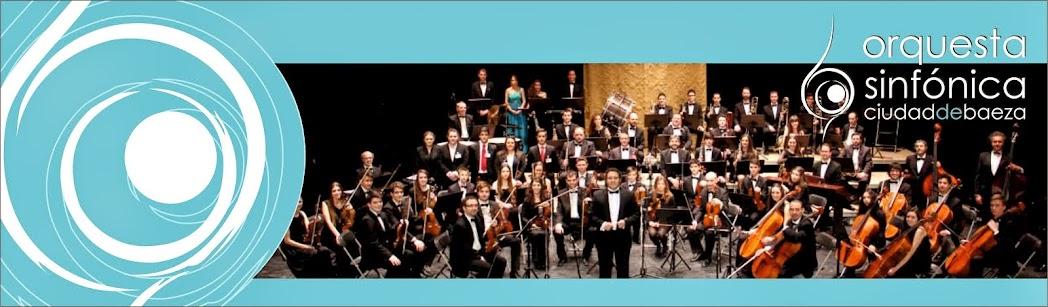 Orquesta Sinfónica Ciudad de Baeza