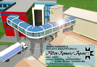 Projeto Rampa Hospital Universitário Alzira Velano