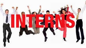 Interns Required