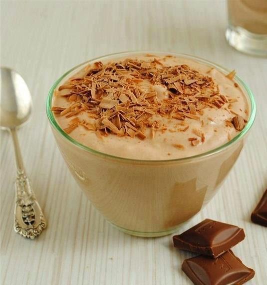 Recette de Yaourt au chocolat