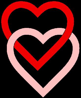 valentine hearts 2016
