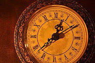 TIME TICKS ON YOUR SIDE ~