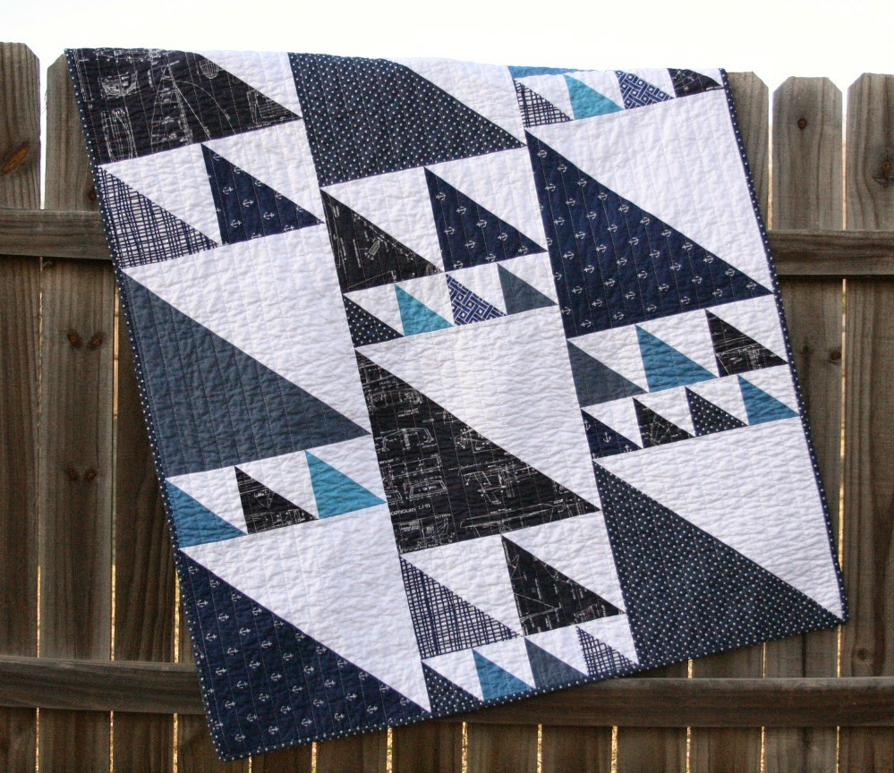 Quilts by Emily: custom baby quilts : nautical quilts - Adamdwight.com