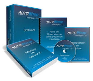 AutoShop Manager 1.0