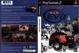 Download - 4x4 Evolution - PS2 - ISO