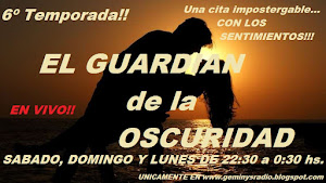 EL GUARDIAN DE LA OSCURIDAD