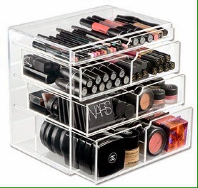 - Rangement acrylique maquillage pas cher ...
