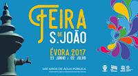 ÉVORA: FEIRA DE S. JOÃO - 23 JUNHO A 2 JULHO