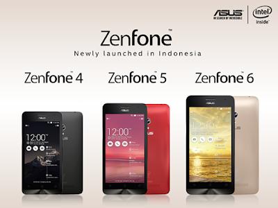 Asus Zenfone Terbaru