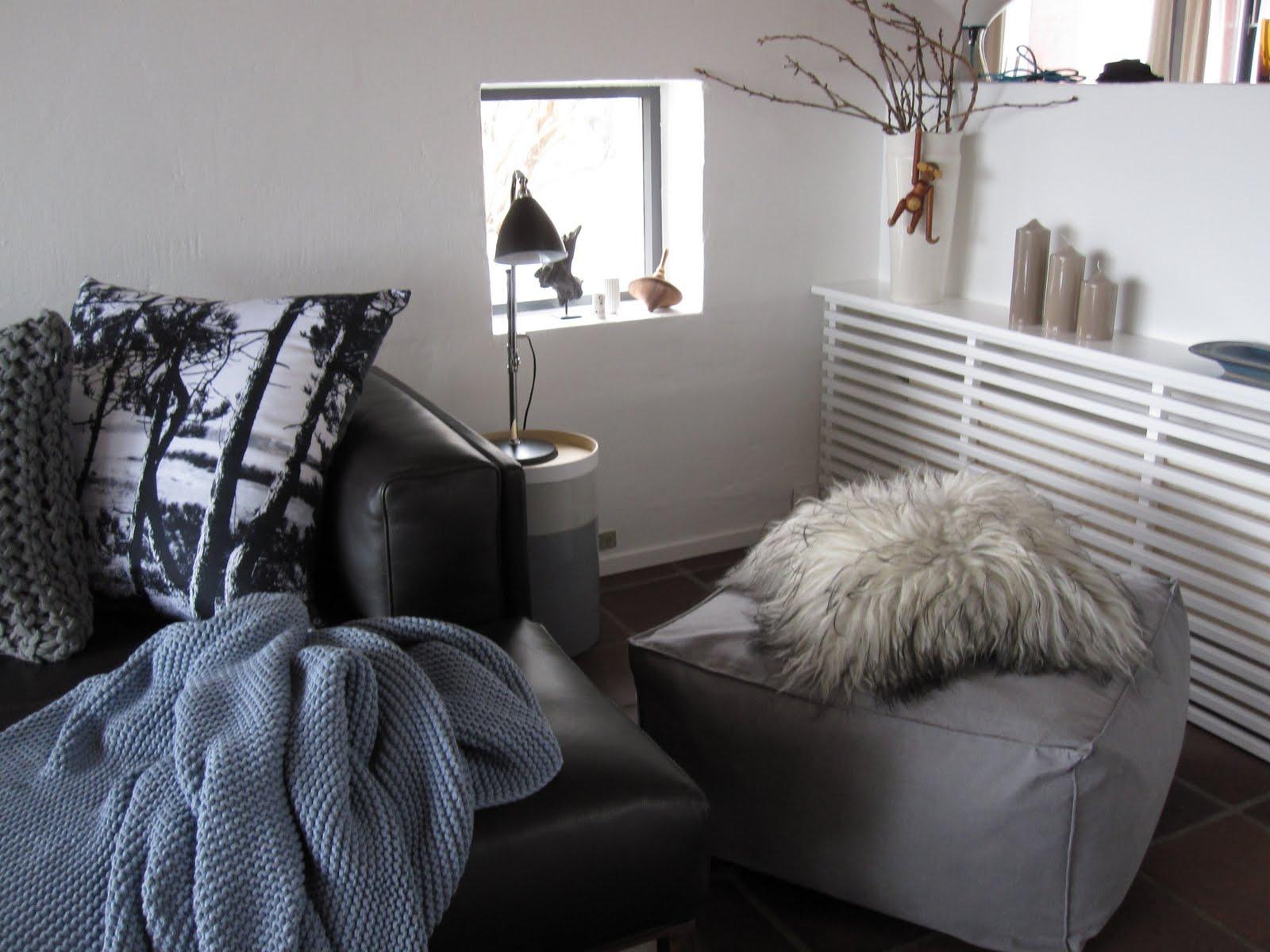 NonnasBlog: En stue skifter ham