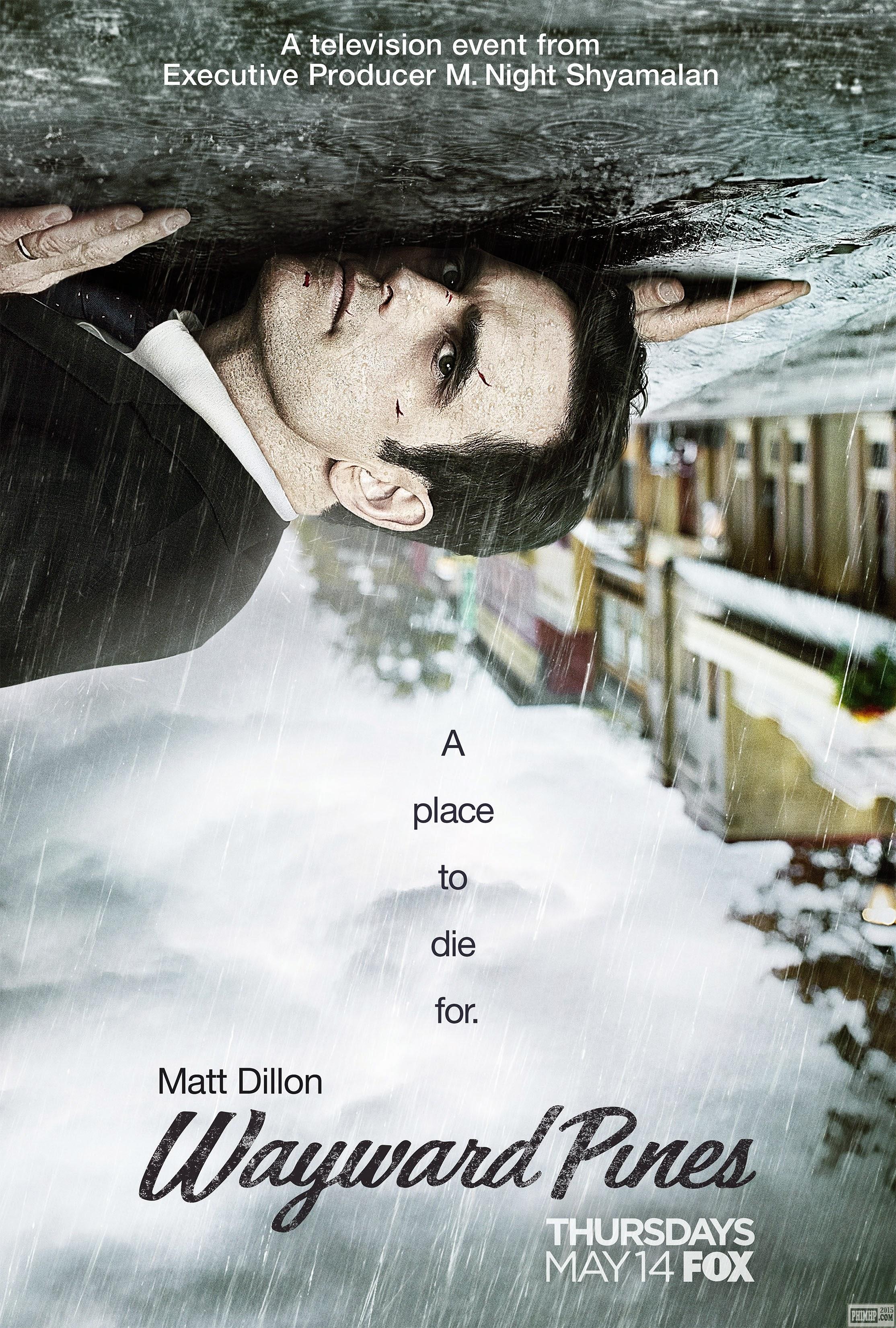 poster Thị trấn Wayward Pines - Phần 1