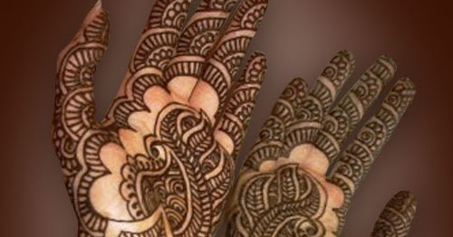 Mehndi Patterns History : Craze fashion mehndi designs and history