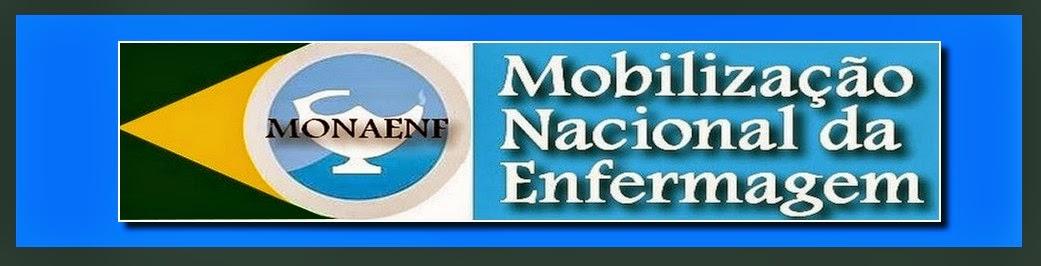 Mobilização Nacional da Enfermagem