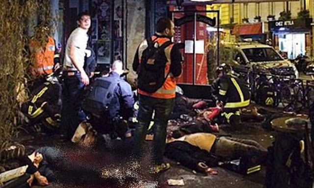 Jangan Kaitkan Tragedi Penembakan di Paris Dengan Agama