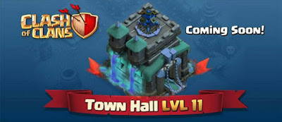 Bocoran, Update Terbaru Clash of Clans