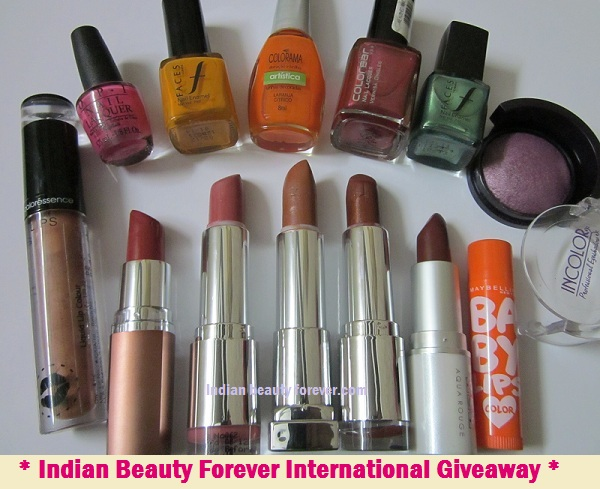 international giveaway