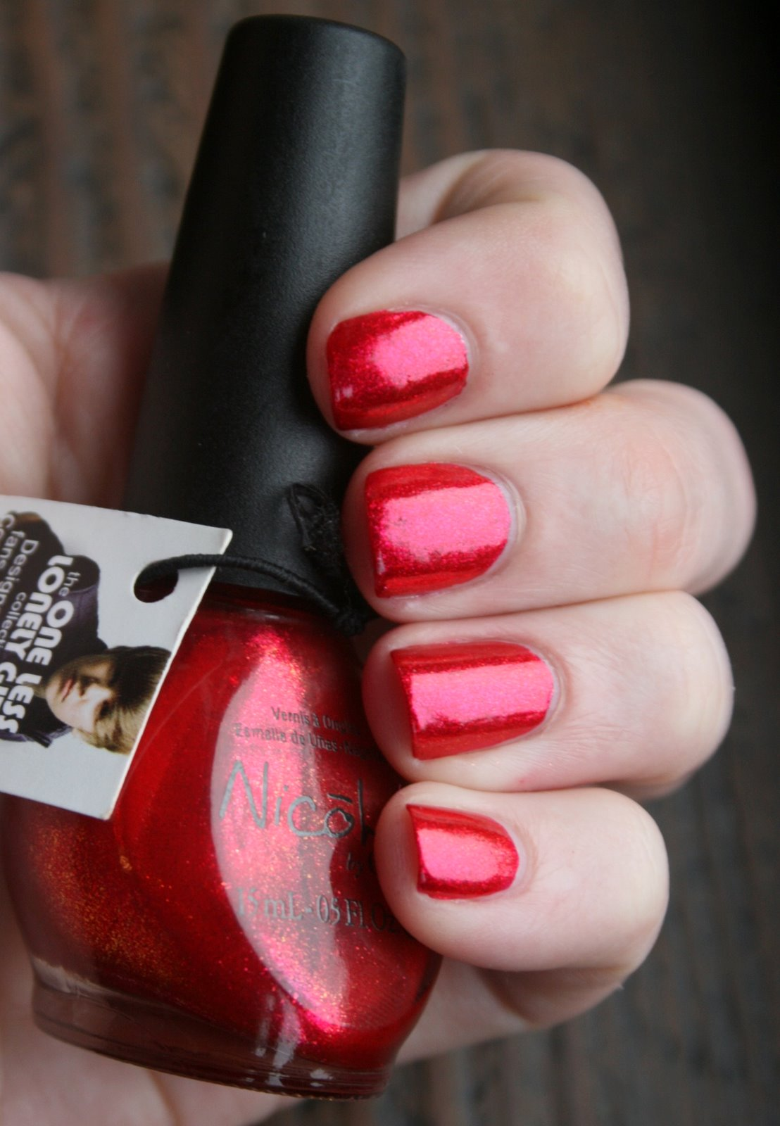 Nicole by OPI OMB! swatch