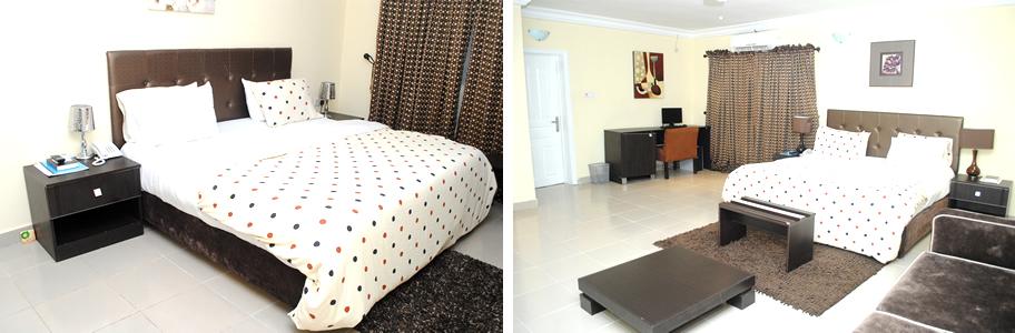 Nostro Suites Lekki room