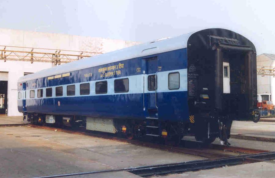 indian railways news ac chair car permanent augmentation train no