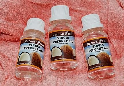 natural hut minyak kelapa virgin coconut oil murni