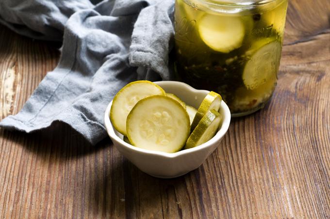 Zucchini Dill Pickles Recipes — Dishmaps