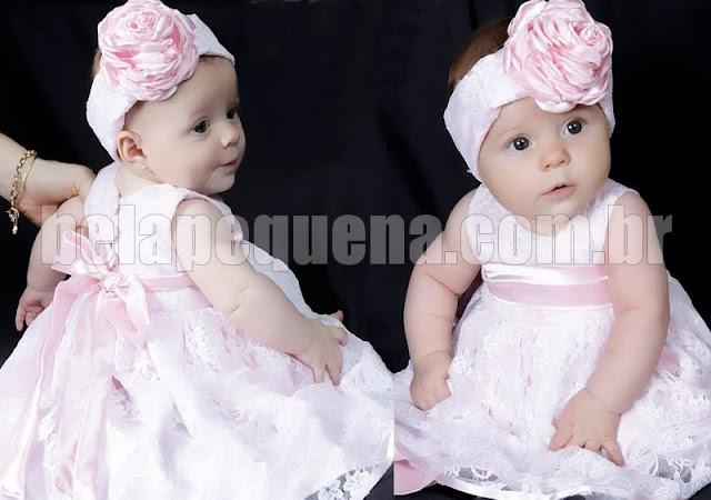 Vestidos para batizado - 10 Modelos!
