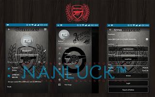 BBM Mod Arsenal V2.10.0.35 Apk