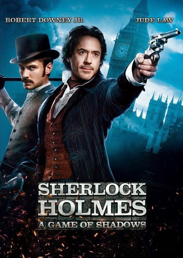 Саундтреки к фильму шерлок холмс 2