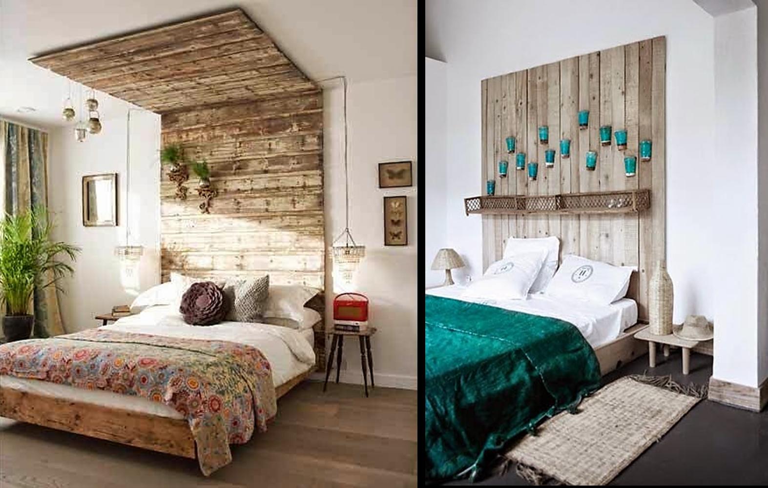 Decoraci n f cil decorando paredes con tablas de madera - Pared de madera decoracion ...