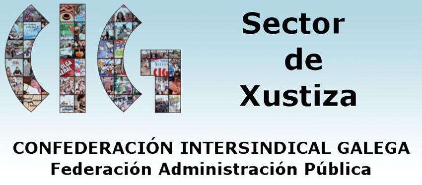 CIG - Sector de Xustiza