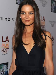 Katie Holmes dress