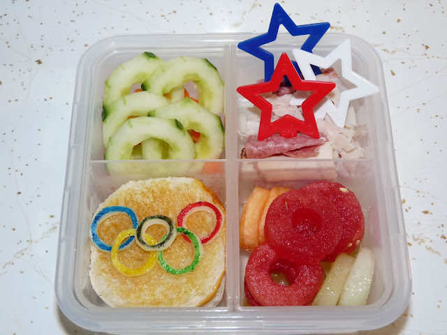 olympic bento lunch
