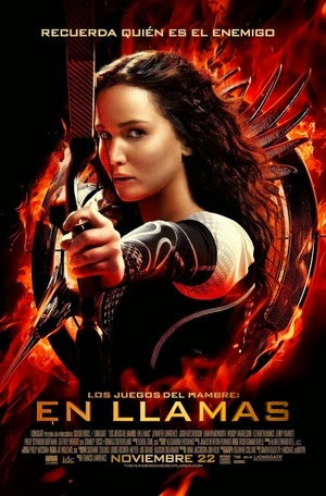 Poster The Hunger Games: Catching Fire 2013