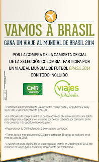 promocion vamos a brasil 2014