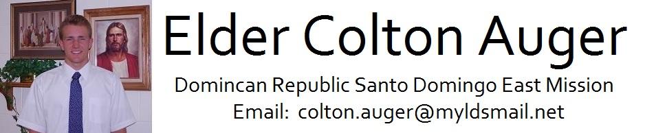 Elder Colton Auger