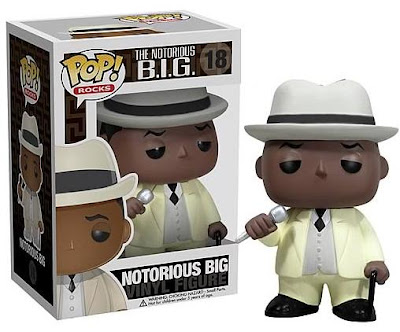 The Notorious B.I.G. Pop! Rocks Vinyl Figure by Funko