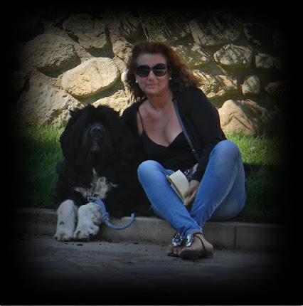 """Mi mujer y nuestro hijo """"LAGUN"""" Septiembre 2012"""