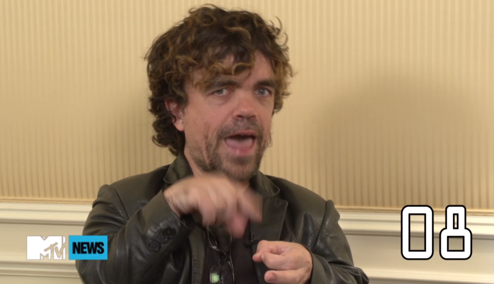 Peter Dinklage Interview Sound Bytes