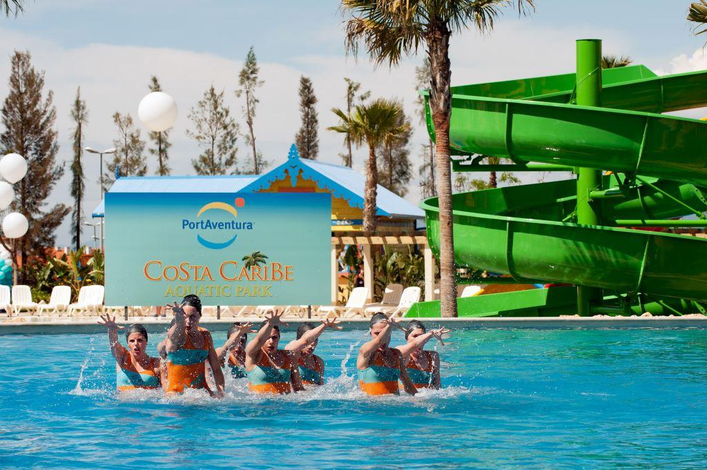 Portaventura inaugure l 39 agrandissement de son parc aquatique - Port aventura parc aquatique ...