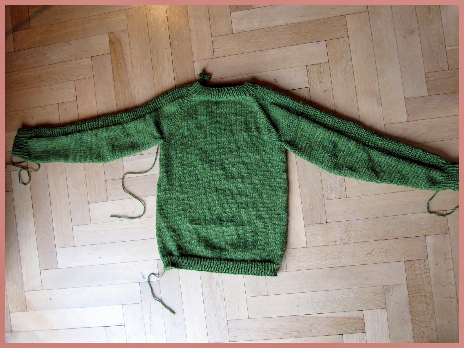 little el: Flax Sweater/Pullover