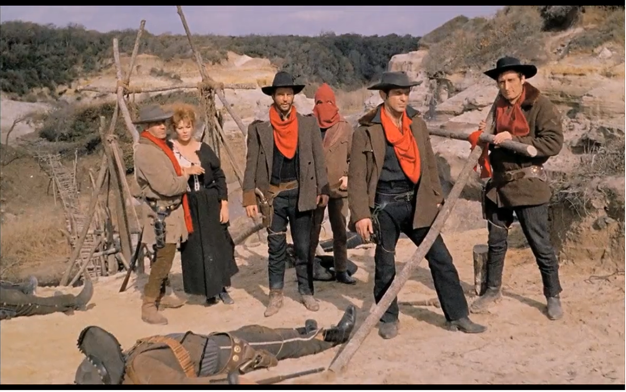 Django [1966-Spaghetti Western] [Mega-720p]