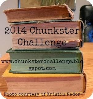 Chunkster Reading Challenge 2014