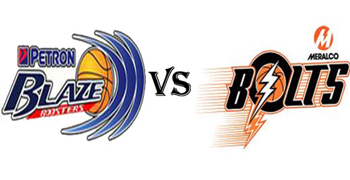 Watch PBA 2012-2013 Petron Blaze Boosters vs Meralco Bolts Live Streaming