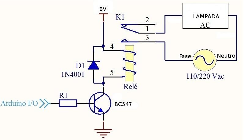 Arduino controllare una lampada da 220v il javarolo - Velocita porta seriale ...