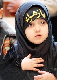 Gambar Bayi Lucu Ber Jilbab