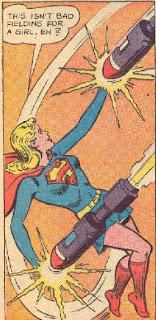 Sexismo en los Cómics, por Alan Moore 2 (de 3) Supergirl