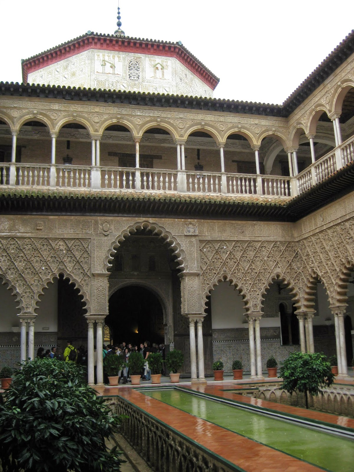 Seville - The Alcazar