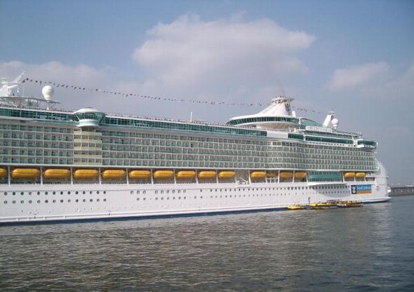 Worlds Largest Passenger Cruise Ship