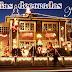 Fachadas de casas/lojas decoradas para o natal - veja modelos e dicas!
