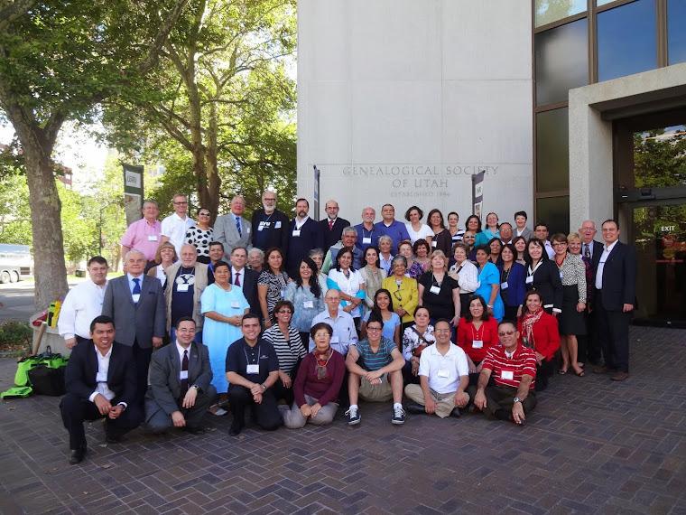 XVIII Reunión Americana de Genealogía